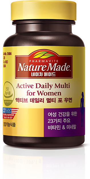 ACTIVE DAILY MULTI FOR WOMEN